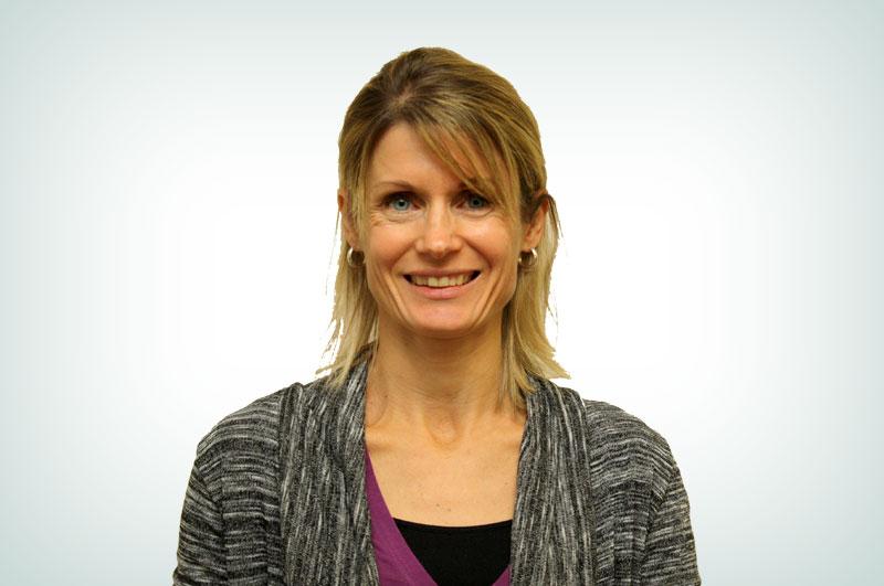 Dietitian Kathy Foster