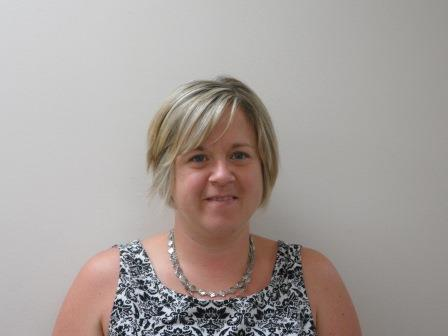 Finance Manager Alison Mills
