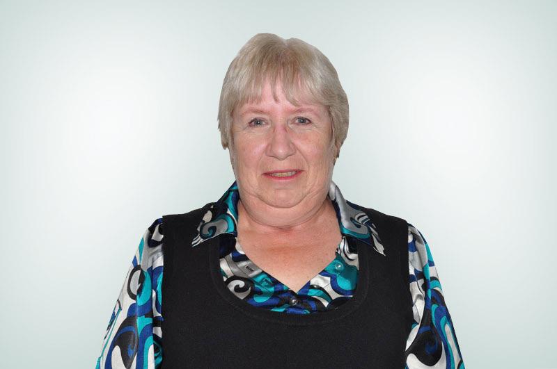 Site Manager Linda Olah